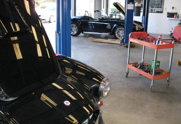 David Jury Auto Shop